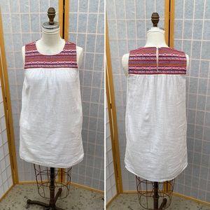 C & C California dress gauze sundress size small